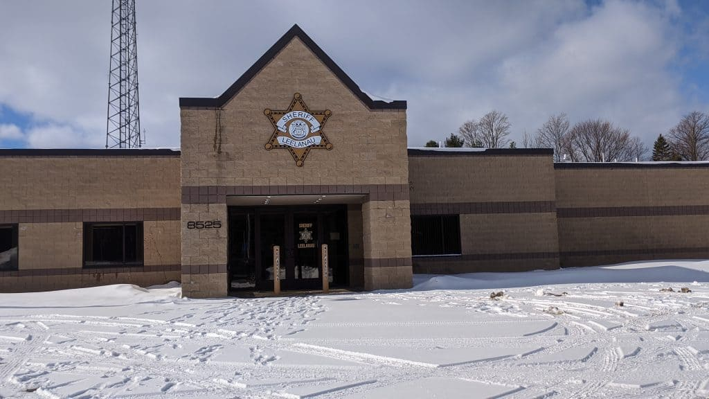 Leelanau County Sheriff's Office and Leelanau County Jail where a criminal defense attorney in Leelanau County practices law.