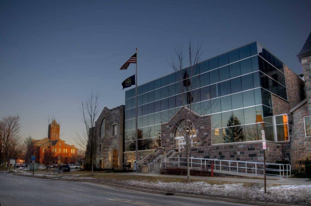 86th District Court Traverse City